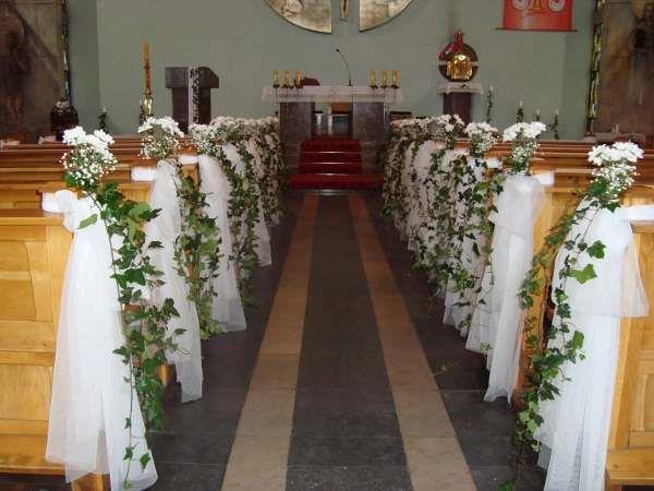 Z Bluszczem Wedding Decorations Ceremony Decorations Wedding Flowers