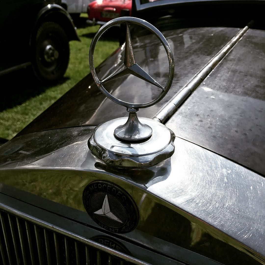 Mercedes Benz Of Sugar Land: Air Sea And Land: The Star Of A Mercedes-Benz 170 V