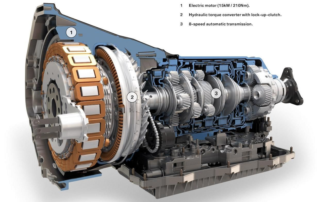 bmw-zf-8-speed-automatic-hybrid-transmission-cutaway-photo ...