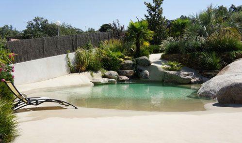 Piscinas de arena piscinas de arena pinterest for Construccion de piscinas naturales en argentina