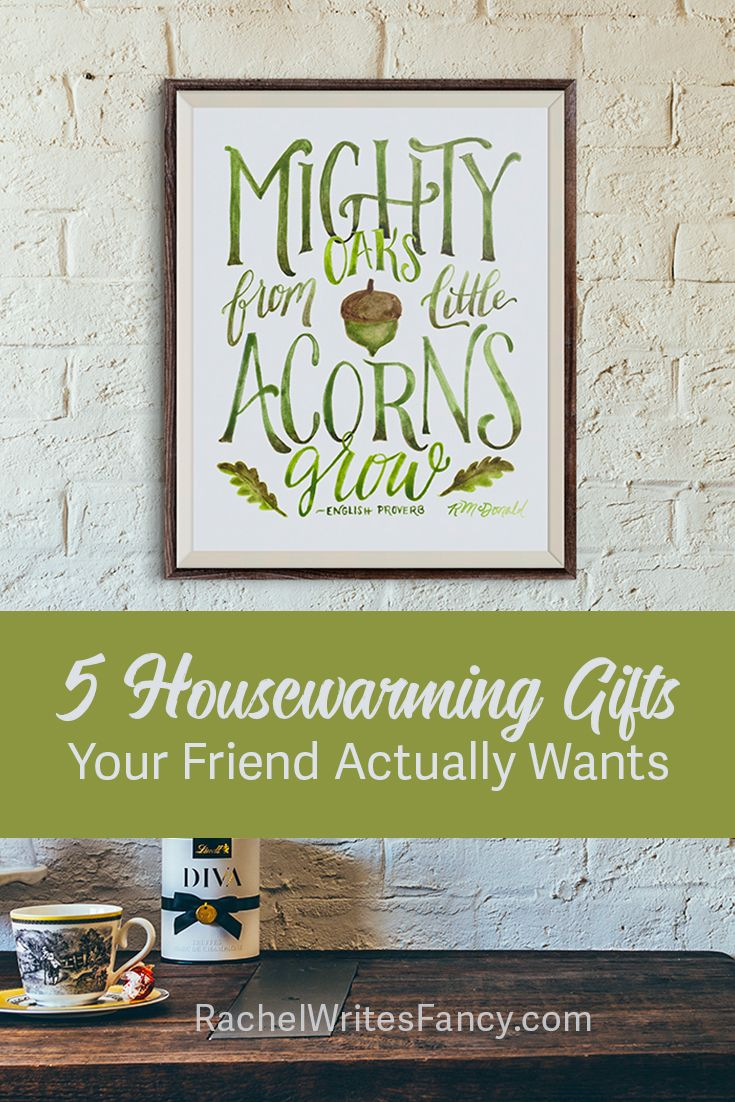 ideas for housewarming ts your friend will actually like letteringart tideas also rh pinterest