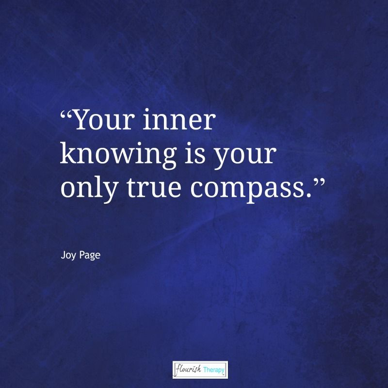 Your Inner Knowing