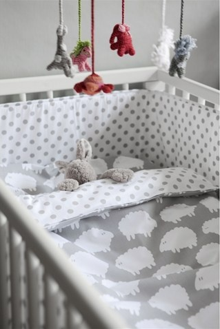 Sheep Theme Crib Bedding Baby Zane Baby Bedding Sets