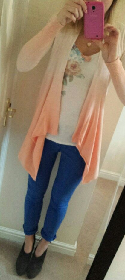 8730a7163b3b3 My fall outfit - blue gap skinny jeans