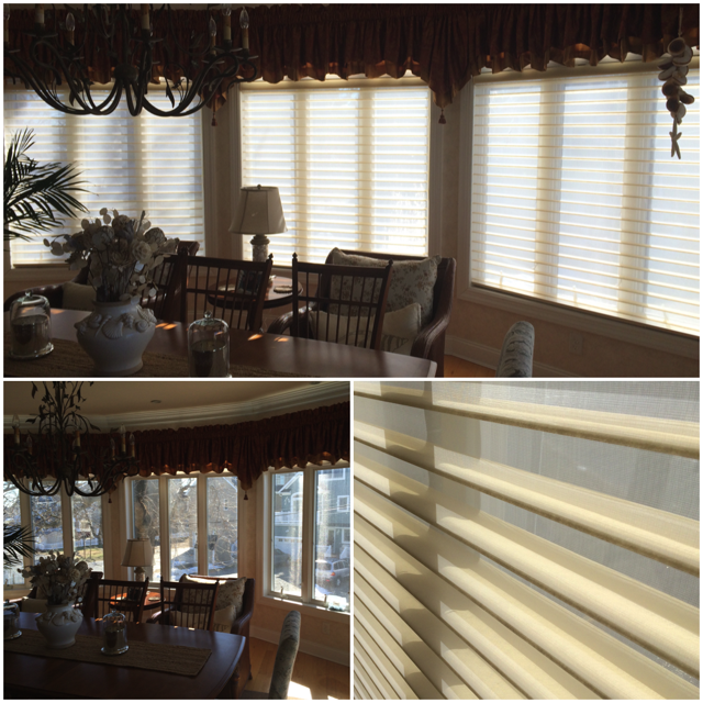 Dining Room Window Blinds Entrancing Asap Blinds  Before & After Nantuckets In A Dining Room Window Inspiration