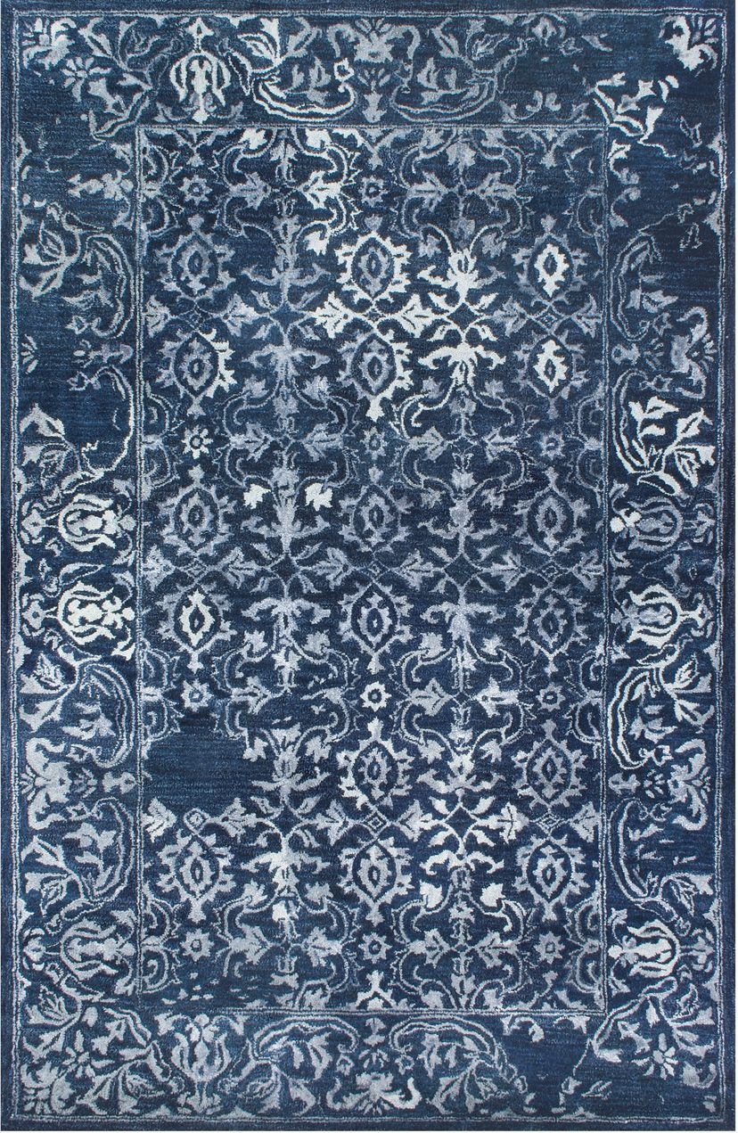 Venice Venice Ve 298 Navy For Middle Room Navy And