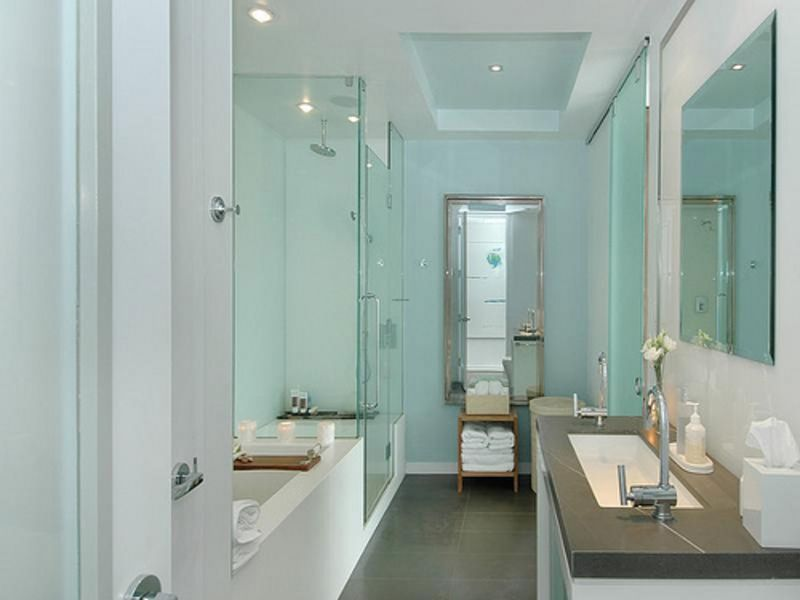 Modern Condo Decor Pictures Bathroom Vanities