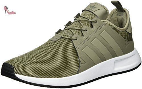 adidas X_plr, Sneakers Basses Homme, Vert (Trace CargoTrace