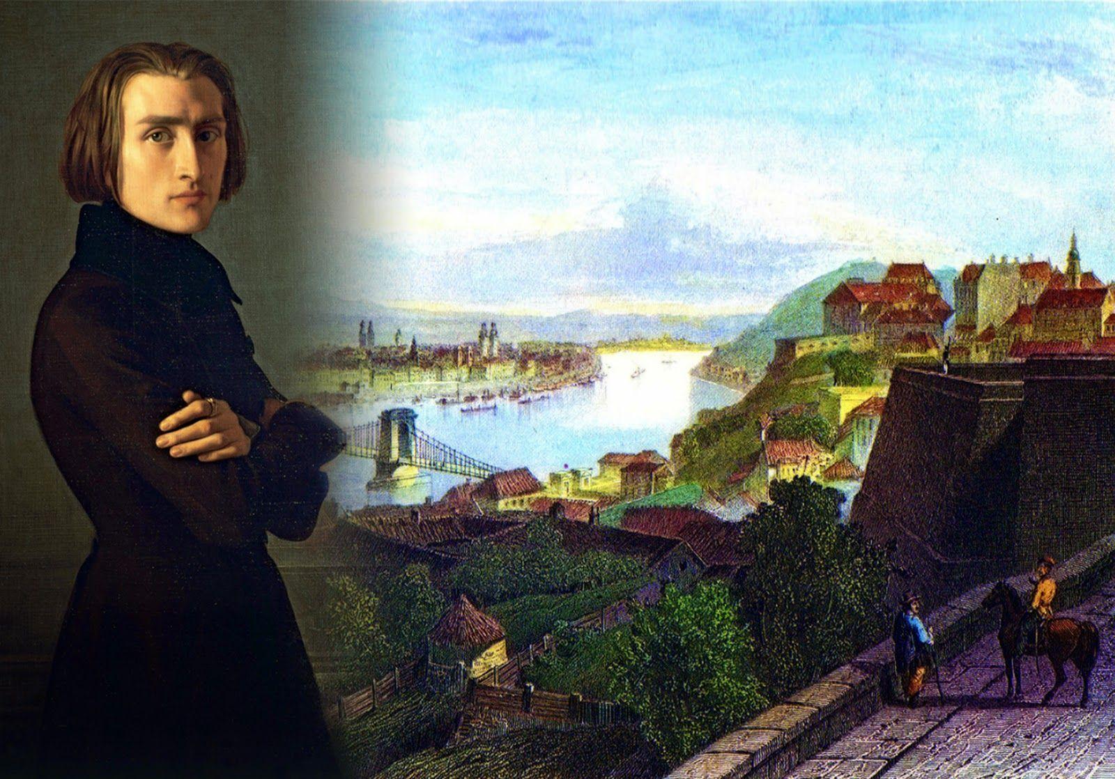 Franz Liszt's Hungarian Rhapsody No.2 (1847)