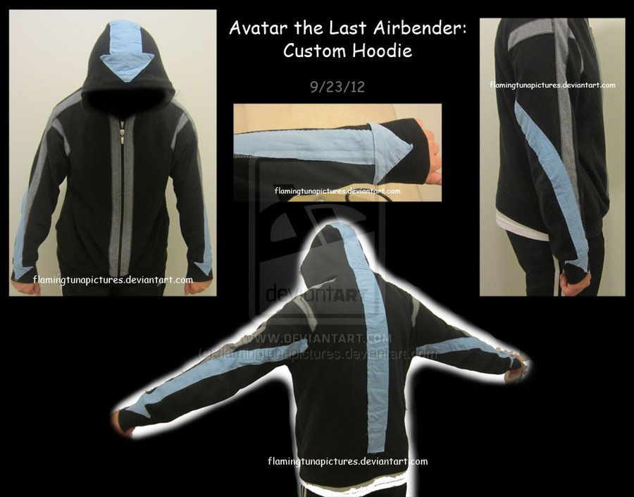 Avatar airbender hoodie (With images) Avatar the last