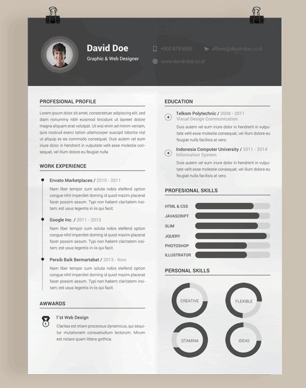 Free Resume Templates Beautiful Freeresumetemplates