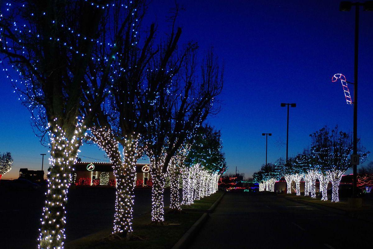 Rhema Christmas Lights.Festive And Fun At Rhema Christmas Lights Extravaganza
