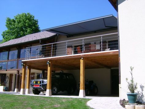 Terrasse Carport Garage Carport En 2019 Terrasse Sur