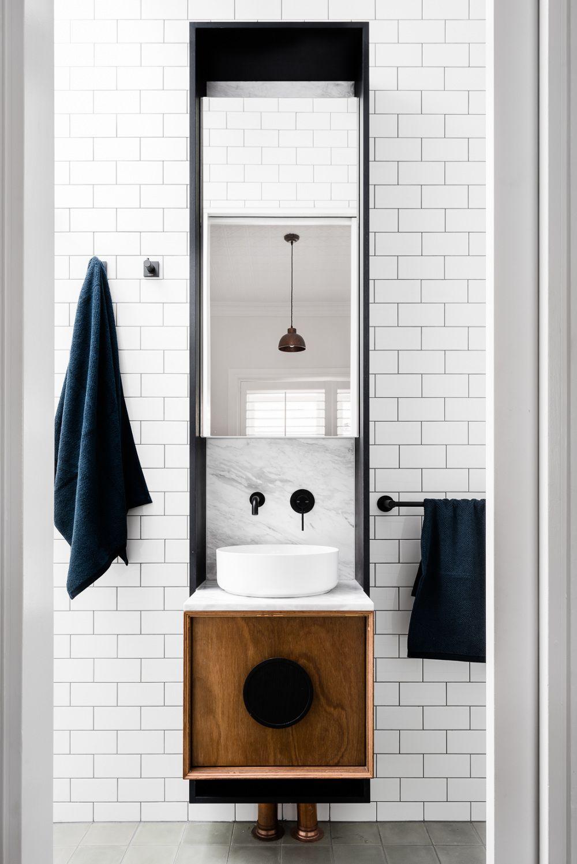 Light Corridor Figr Design Bathrooms Pinterest Lights - A seductive home with lush colors and double baths