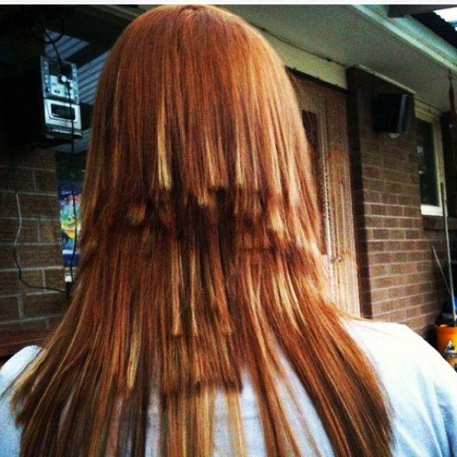 Hmmm How Does This Even Happen Haircut Fails Hair Fails Terrible Haircuts