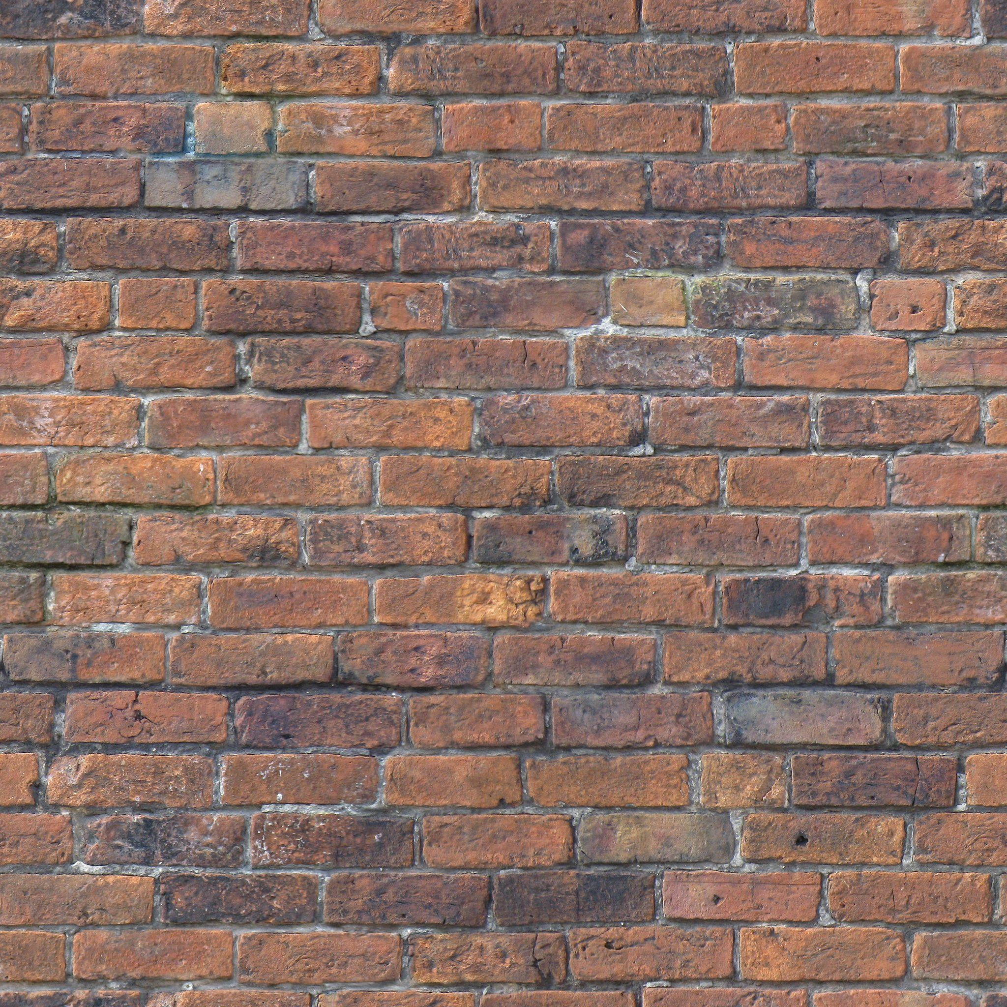 Brick Seamless And Tileable High Res Textures