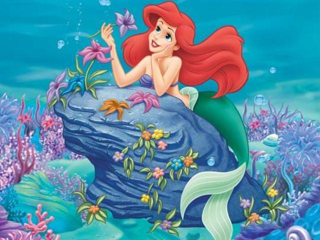 Fan Arts La Sirenita The Little Mermaid Disney Princess Wallpaper Disney Princess Ariel Little Mermaid Wallpaper
