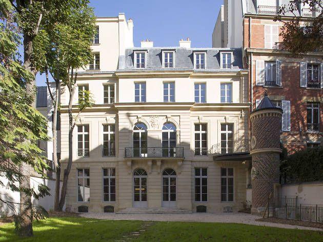 Grand Musée du Parfum,73 rue du Faubourg Saint-Honoré, métro ...