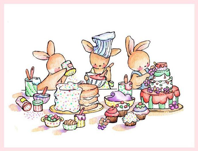 Chef bunnies