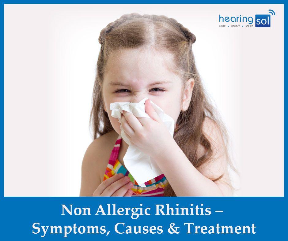 Non Allergic Rhinitis : Know Symptoms, Causes & Treatment ...