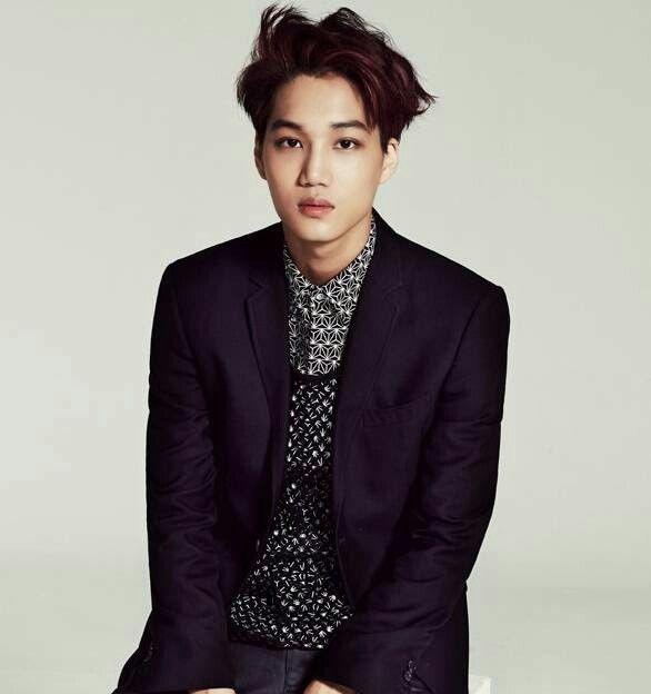 EXO's Kai