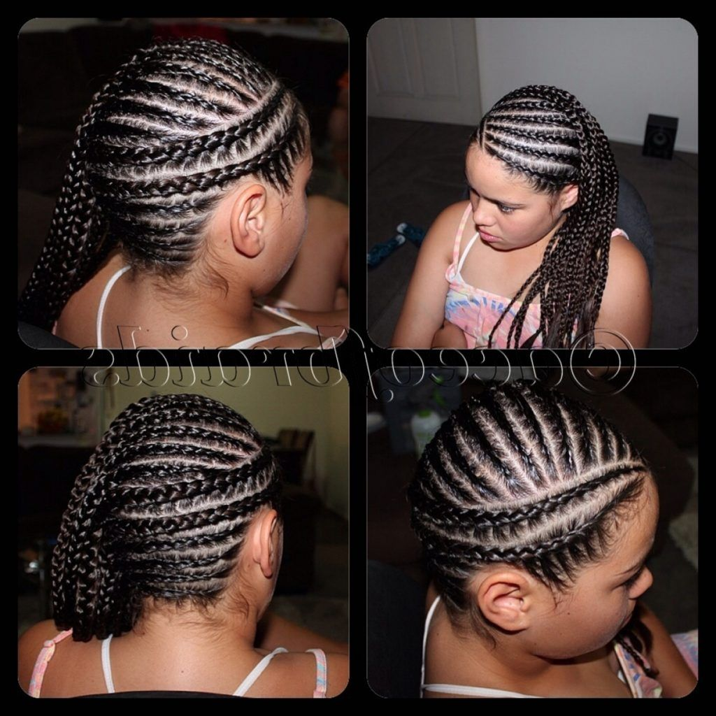 images about natural kids cornrow mohawk on pinterest intended