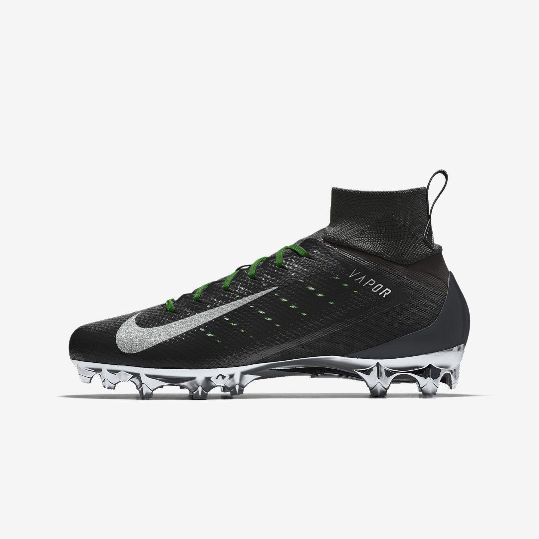 159d74366dac Nike Vapor Untouchable Pro 3 By You Custom Men s Football Cleat Size 7  (Multi-