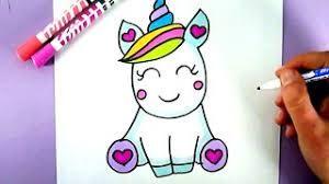 Resultado De Imagen Para Unicornio Para Dibujar Aprendizaje