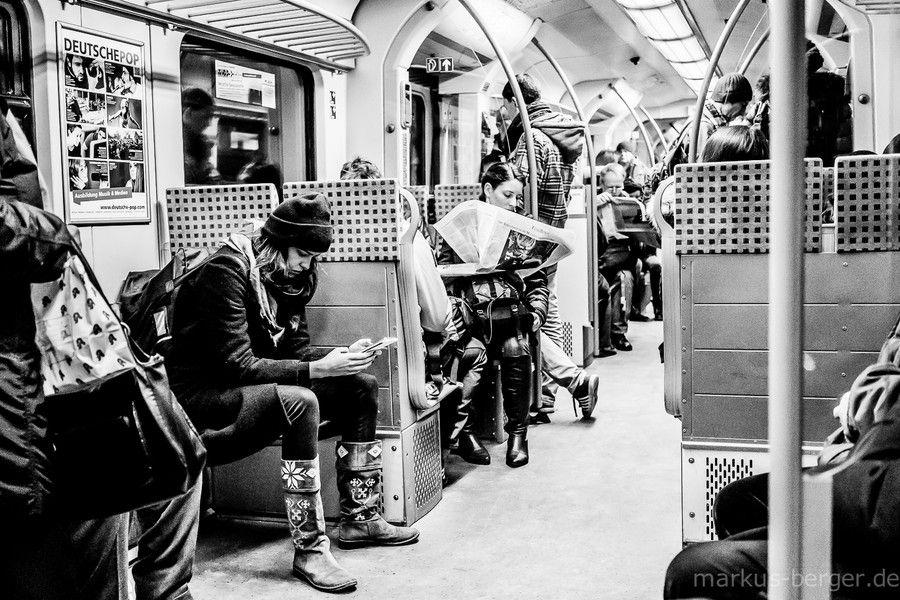 public transportation by Markus Berger on 500px