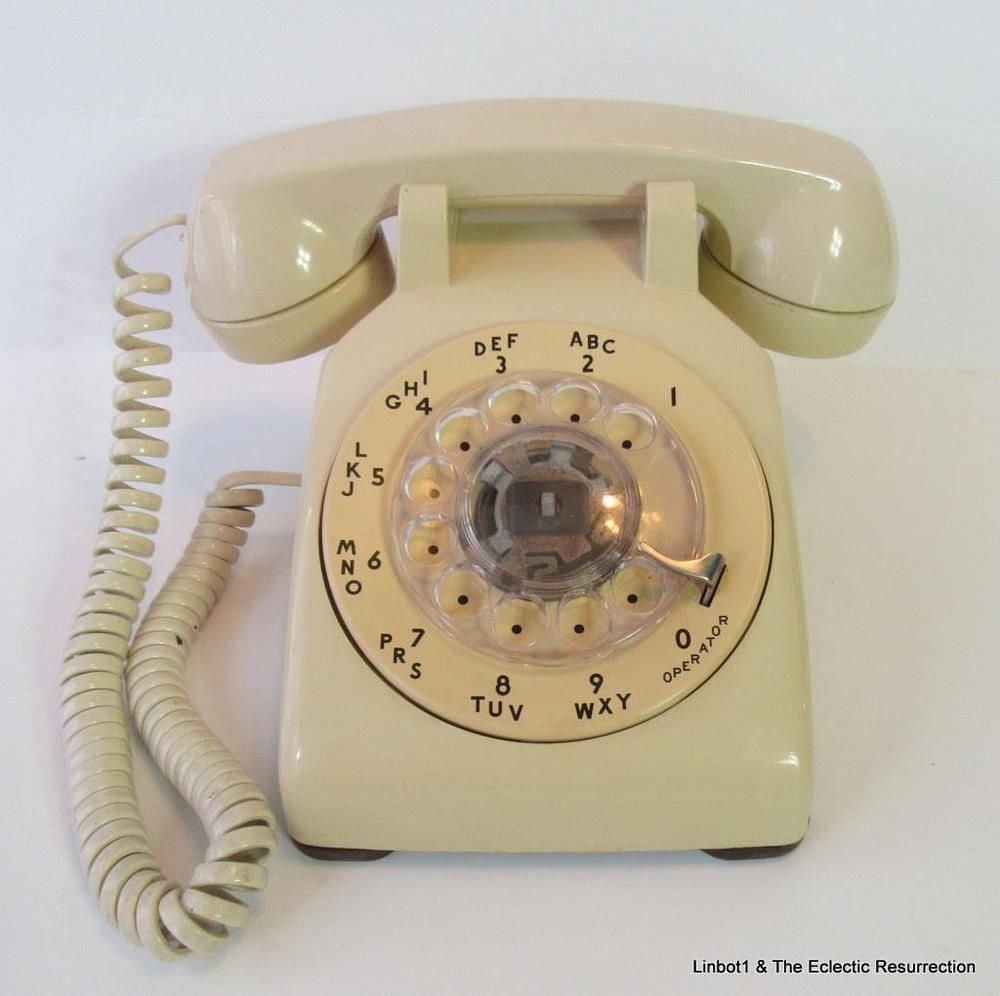 1956 WESTERN ELECTRIC BELL ROTARY TELEPHONE Vintage Look REPLICA METAL SIGN