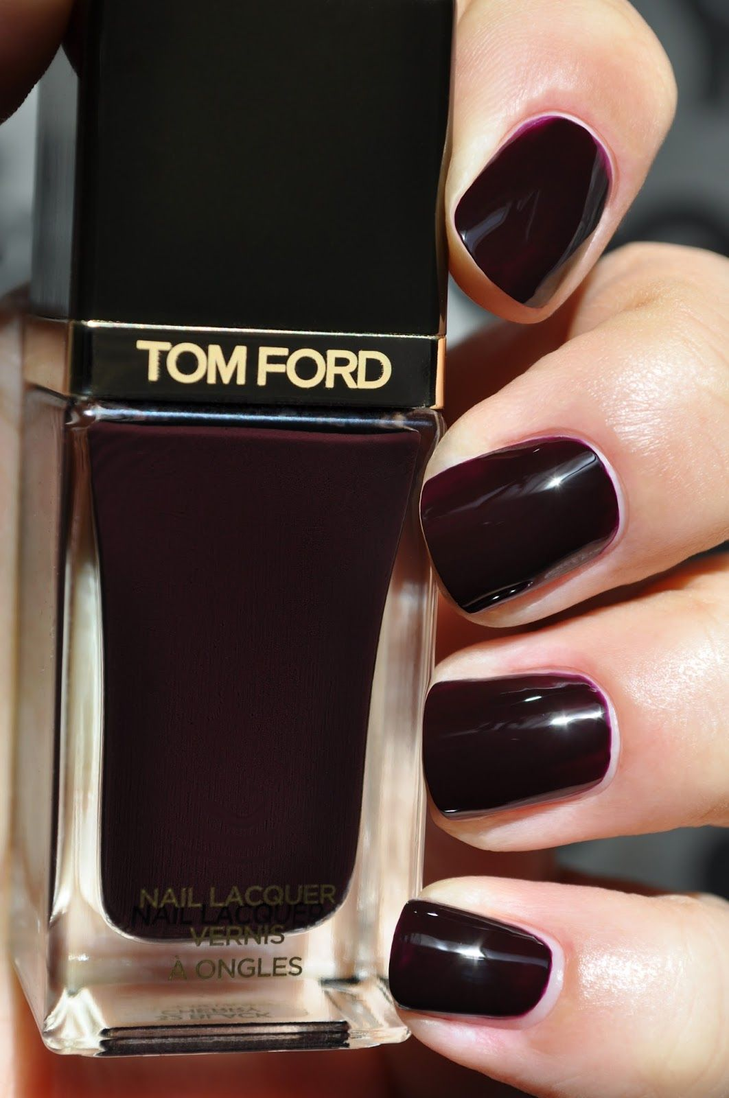 So Lonely in Gorgeous: The Darker The Cherry, The Sweeter The Polish ...