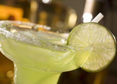 Margarita over Ice