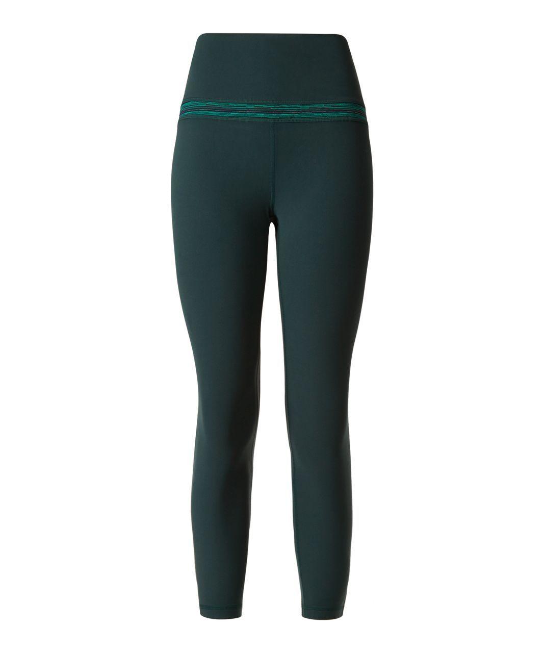 a45ad4125 Lululemon Align Pant - Deep Green   Cyber Jungle Hero Blue ...