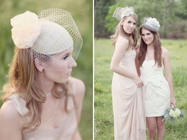 Bridal Hats Fascinators
