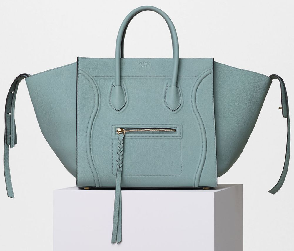 ed06a46a24b9 Check out 50 Photos of Celine s Gorgeous Spring 2016 Bags