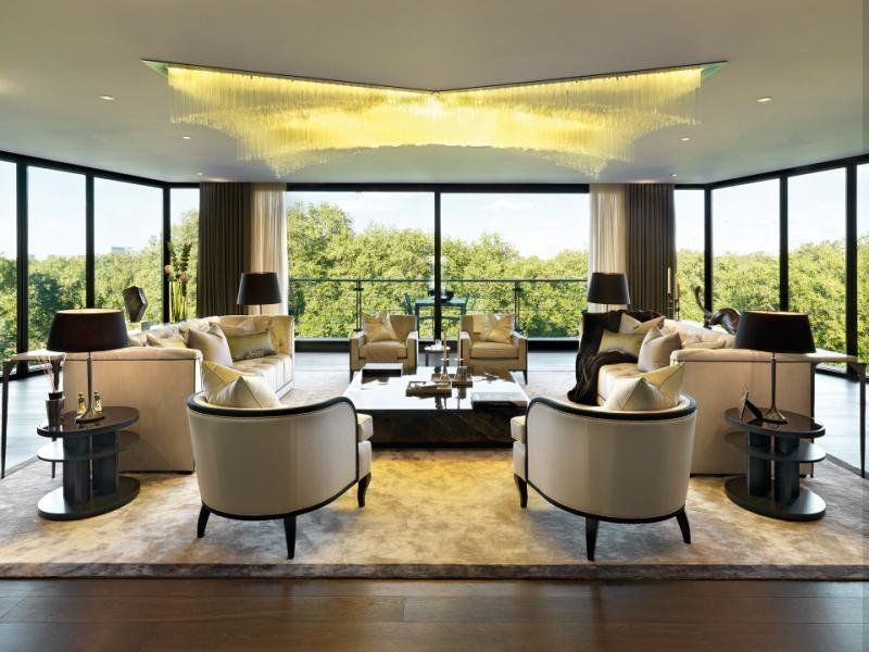 London Apartments For On Hyde Park It S The Most Expensive Apartment Curly In
