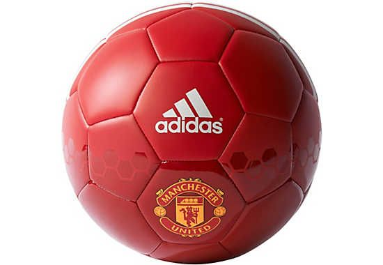 59a34b4f181 adidas Manchester United Supporters Ball. Grab it from www.soccerpro ...