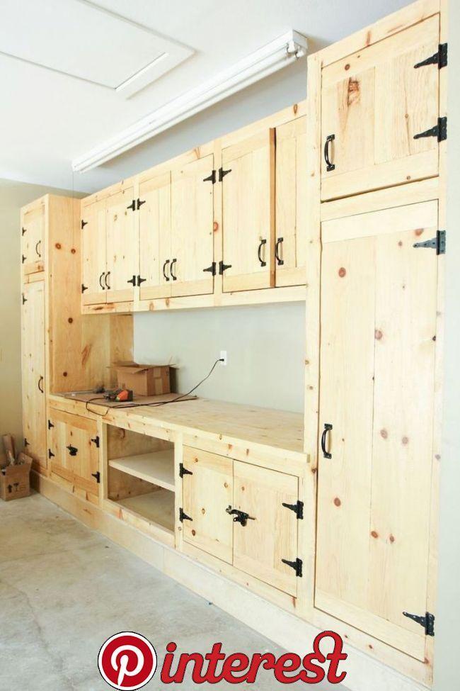 Gartendekoration Gartendekoration Diy Garage Storage Garage Storage Cabinets Garage Work Bench