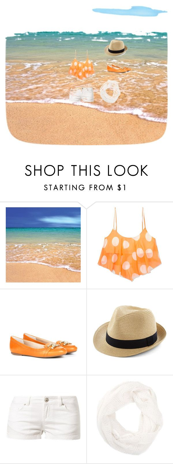 """""""beach"""" by aliciacarmonaponce ❤ liked on Polyvore featuring Forever 21, Sole Society, LTB by Little Big, Collection XIIX, women's clothing, women's fashion, women, female, woman and misses"""