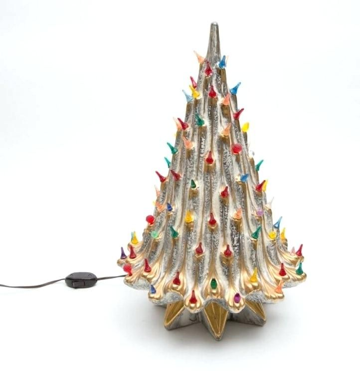 Rocket Ceramic Tree Replacement Lights Bulbs Fits Christmas White