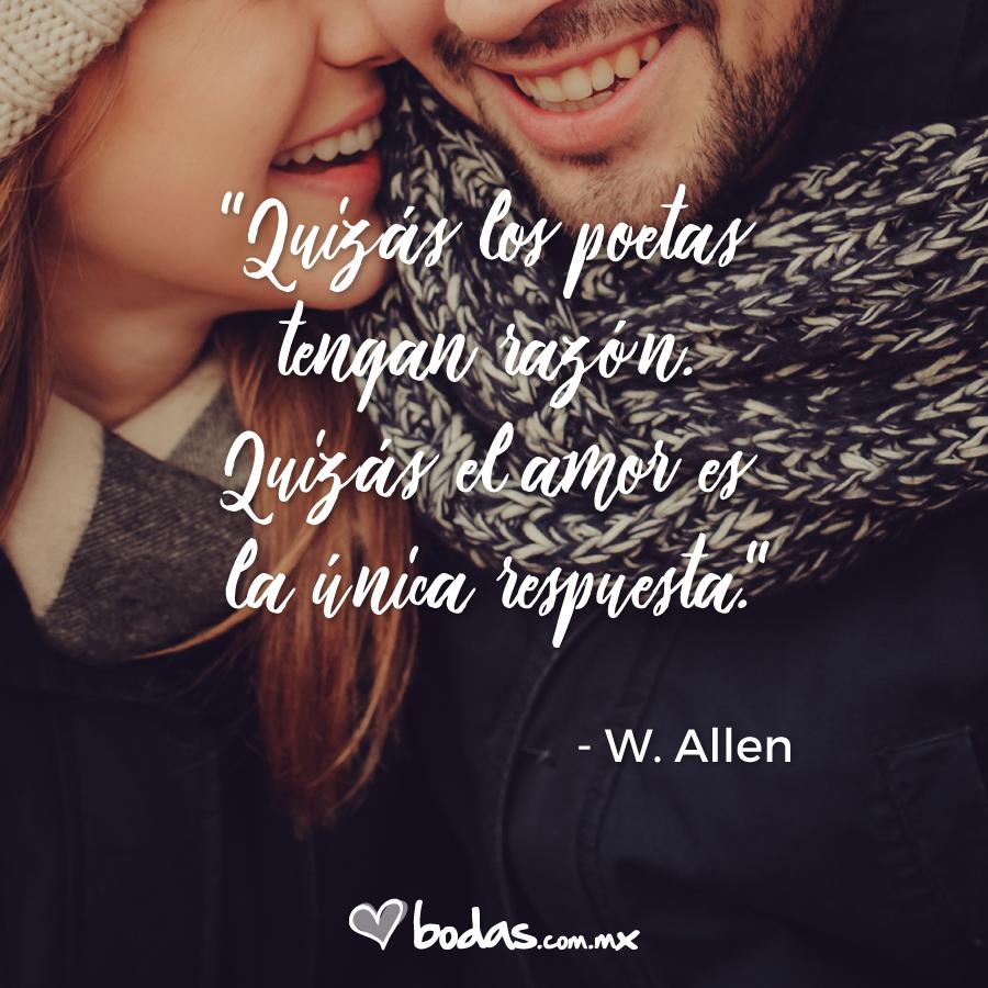Frases de amor cortas para tu pareja Bodas love frases