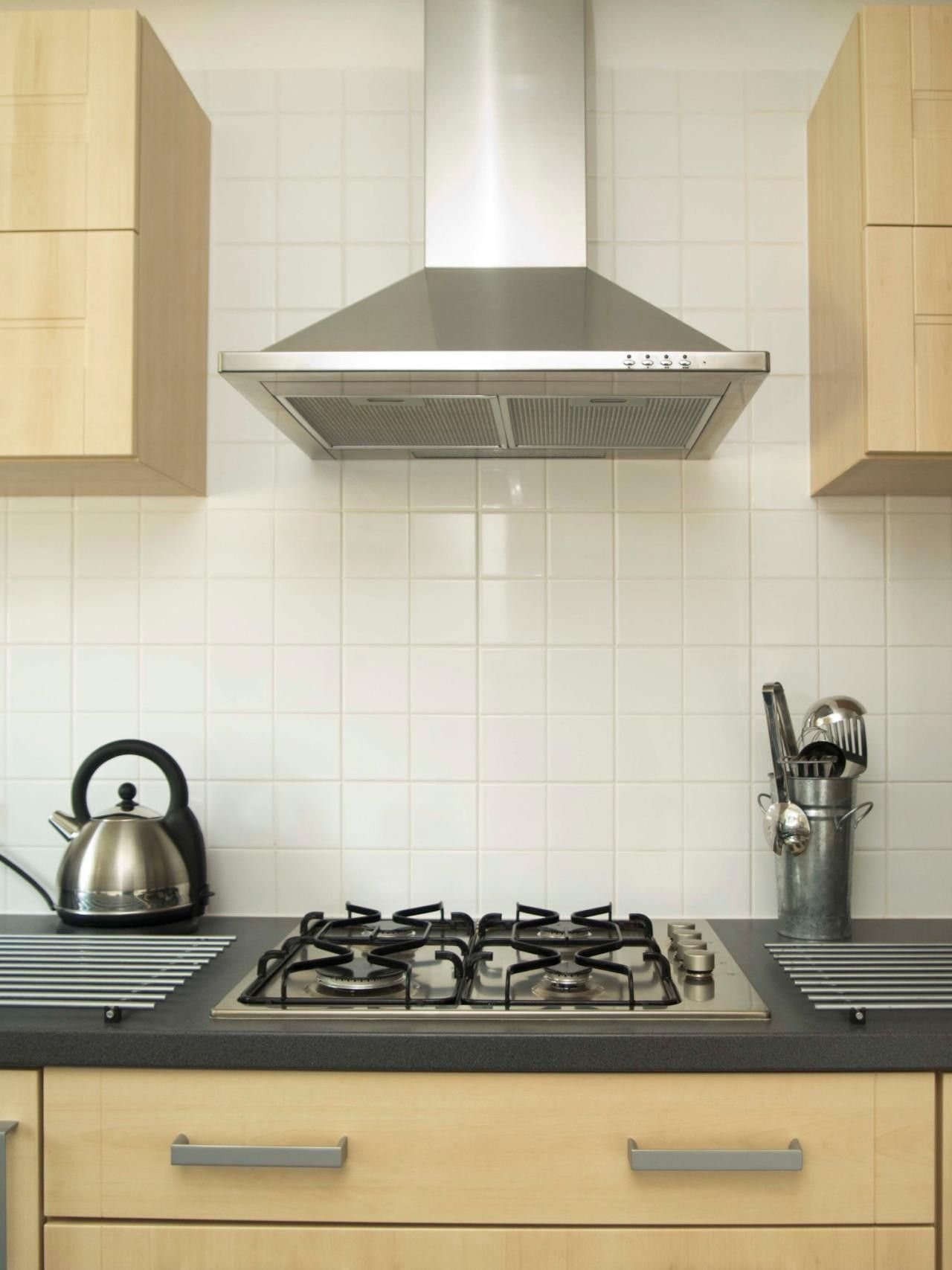 countertop stove exhaust fan the