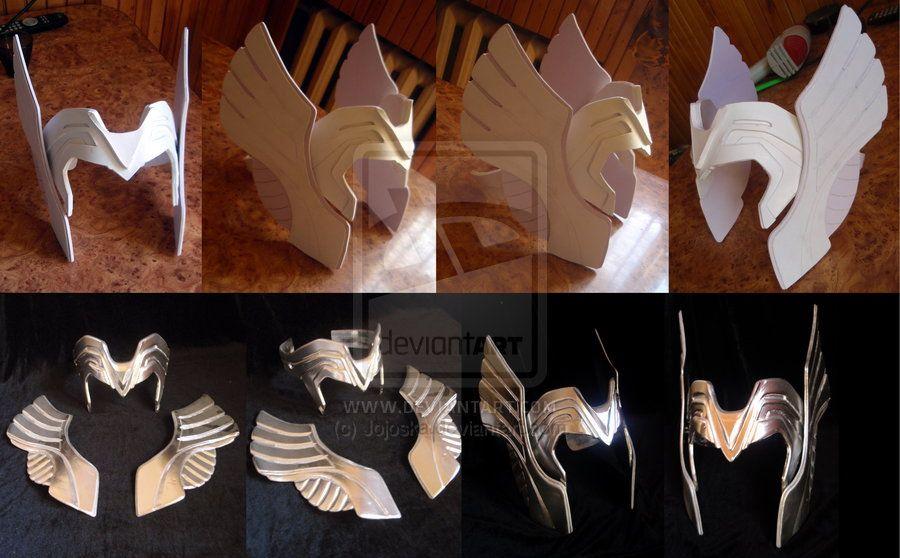Thor Helmet...although I like the 'wings' idea more...