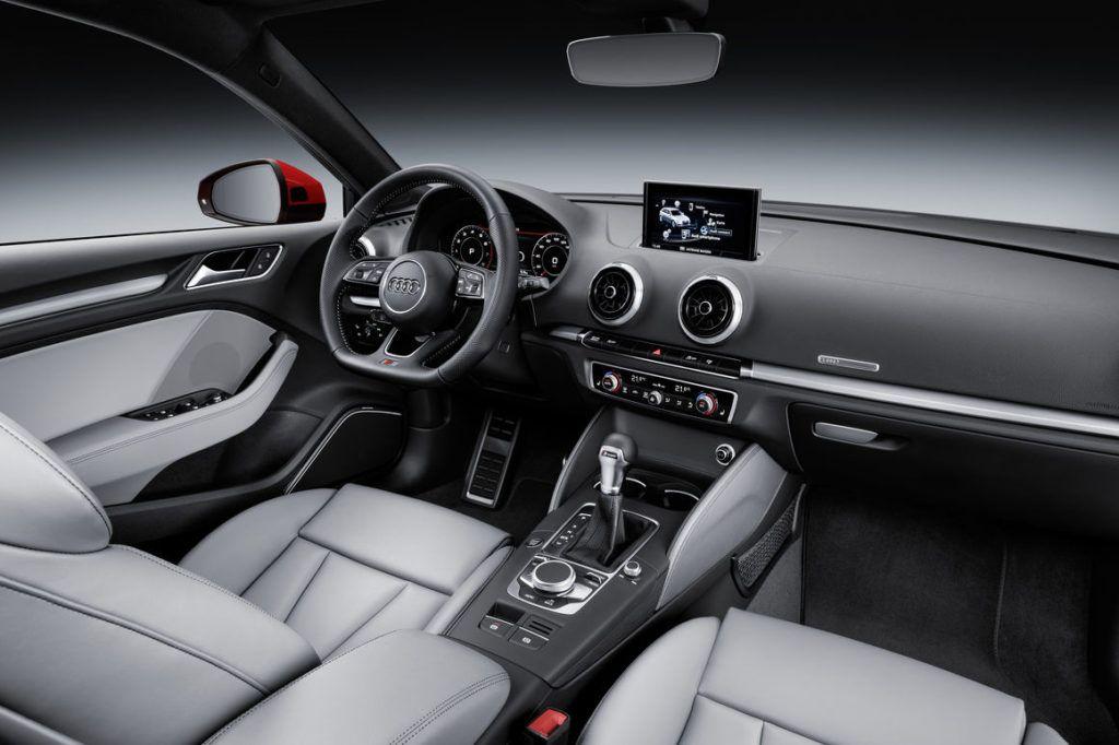 Renewed 2017 Audi A3 First Time With Three Cylinder Engine Audi A3 Sedan Audi A3 Audi