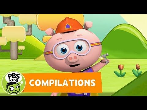 SUPER WHY Alpha Pig's ABC Compilation PBS KIDS
