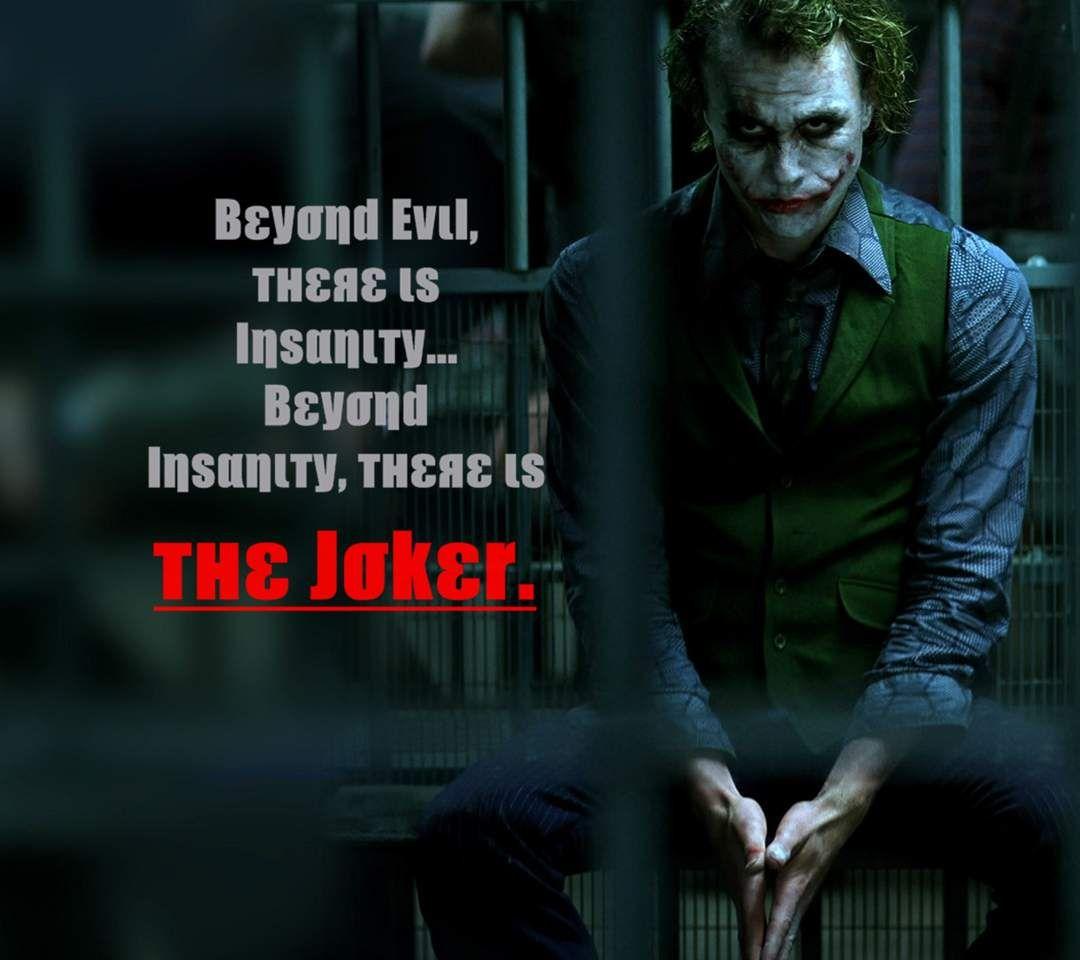 Cute Joker Quotes Photos (7) Best joker quotes, Joker