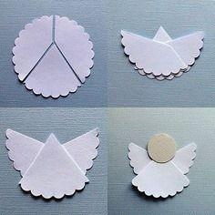 Jednoduchý andílek