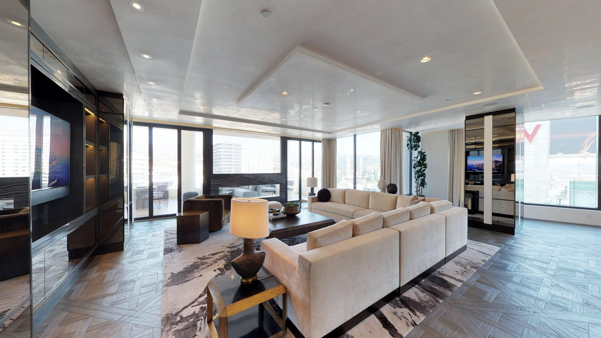 Matterport 3d Showcase In 2020 Luxury Homes Dream Houses Hollywood Apartment Luxury Rv Living