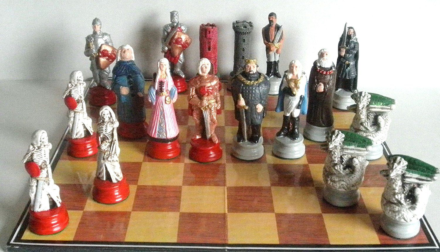 Game Of Thrones Chess Set At Amazon Chess Sets Pinterest Chess Sets