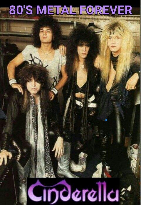 Cinderella | metal in 2019 | Cinderella band, Glam metal, 80s rock bands